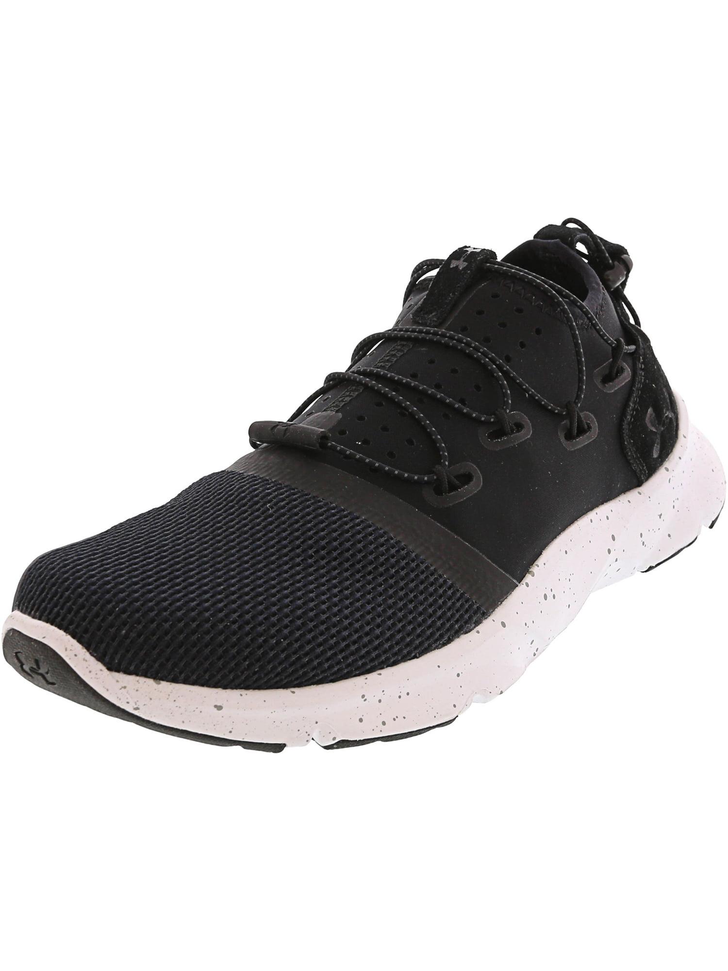 White Ankle-High Fashion Sneaker - 6.5M