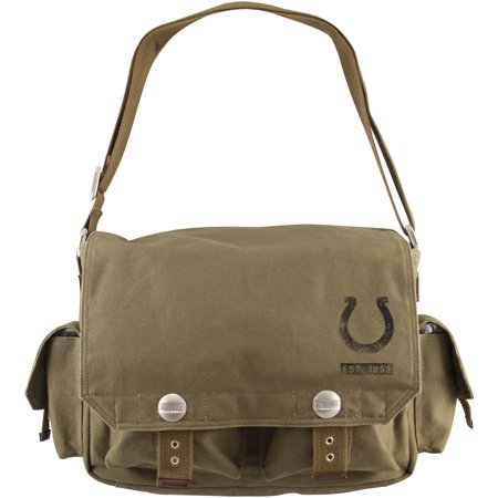 Little Earth NFL Prospect Messenger Bag, Indianapolis Colts by