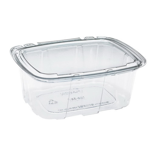 Placon Crystal Seal RPET Tamper-Evident Utility Food Cont...