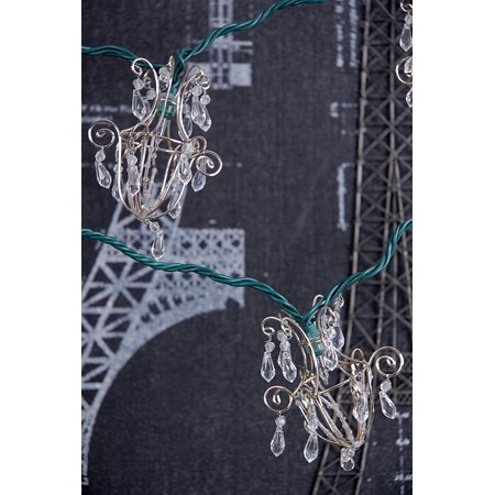 Chandelier string lights 10ct 60 inches walmart chandelier string lights 10ct 60 inches aloadofball Image collections