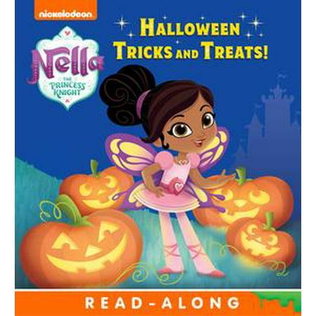 Halloween Treat And Trick (Halloween Tricks and Treats! (Nella the Princess Knight) -)