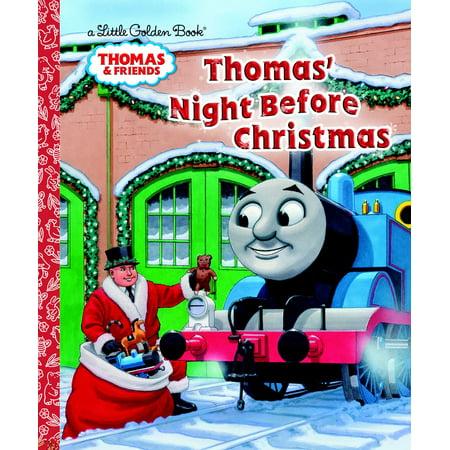 Thomas' Night Before Christmas (Thomas & Friends) - The Night Before Christmas Sally