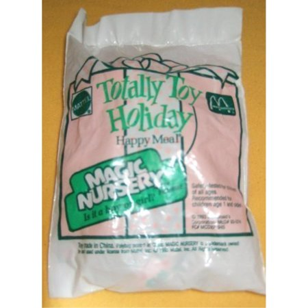 Mcdonalds Happy Meal Mattels Totally Toy Holiday Magic Nursery