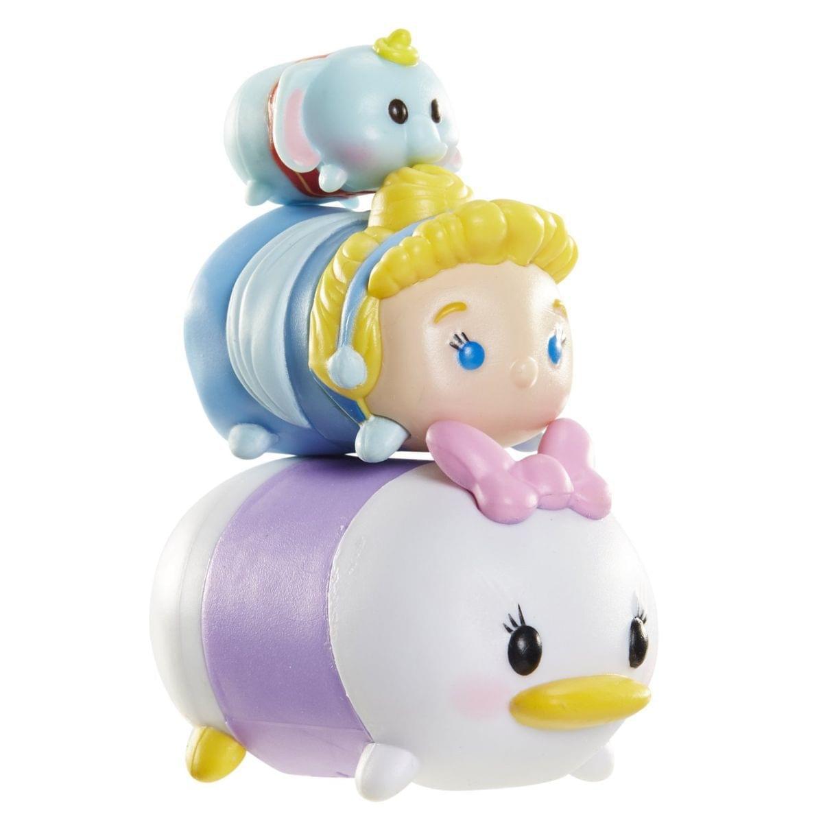 Disney Tsum Tsum 3 Pack: Dumbo, Cinderella, Daisy