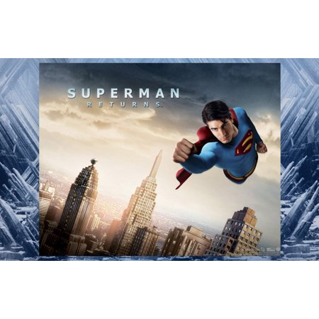 Superman Returns POSTER Movie J Mini Promo