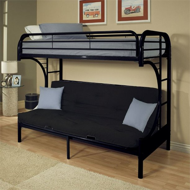 Acme Eclipse Twin Xl Over Futon Metal