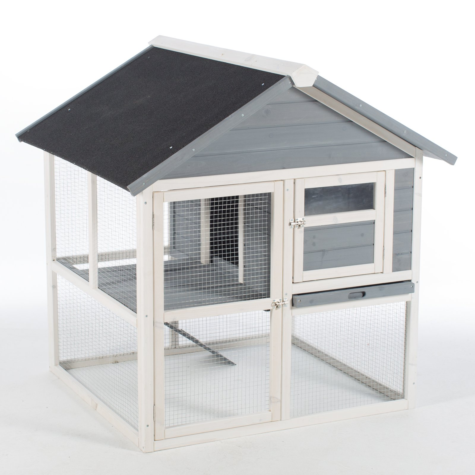 Boomer & George 2 Story Rabbit Hutch by