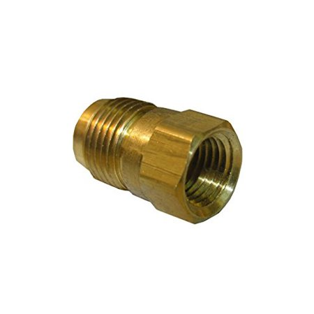 LARSEN SUPPLY CO. INC. 17-4627 3/8x1/8 FPT Brass Adapter