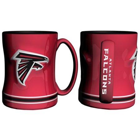 Atlanta Falcons Coffee Mug - 15oz Sculpted 4675709885 - image 1 de 1