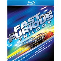 The Fast And The Furious Trilogy: The Fast And The Furious / 2 Fast 2 Furious / The Fast And The Furious: Tokyo Drift (Blu-ray) (Widescreen)
