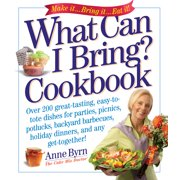 What Can I Bring? Cookbook - Paperback