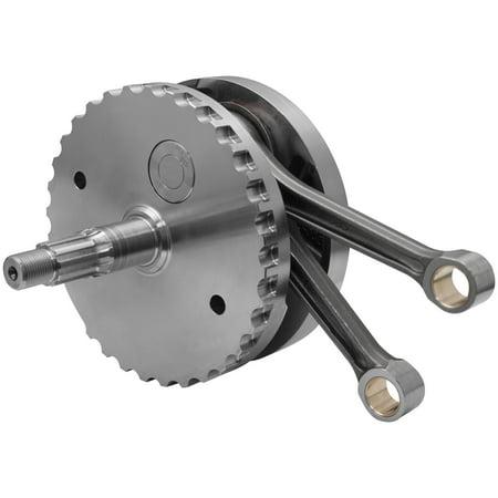 S&S Cycle 320-0356 3-Piece Flywheel - 4 3/8in. Stroke
