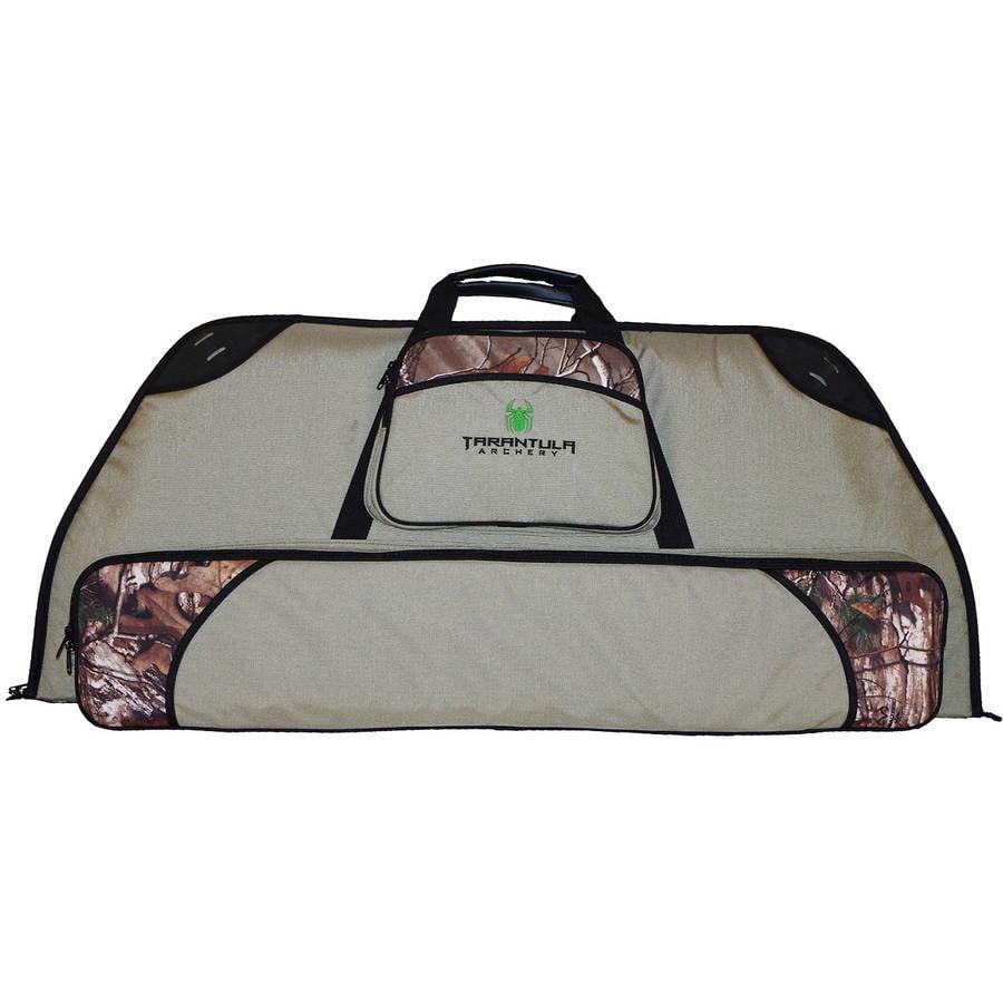 Tarantula Single Bow Case with Tackle Box Stone, Camo