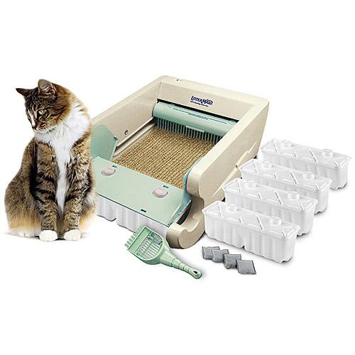 Littermaid Classic Self-Cleaning Cat Litter Box (LM580)