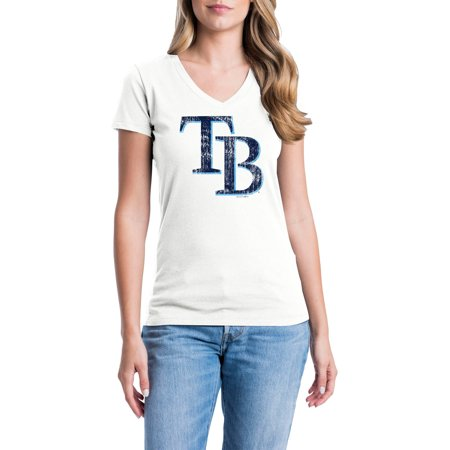 Tampa Bay Rays Womens Short Sleeve Graphic Tee