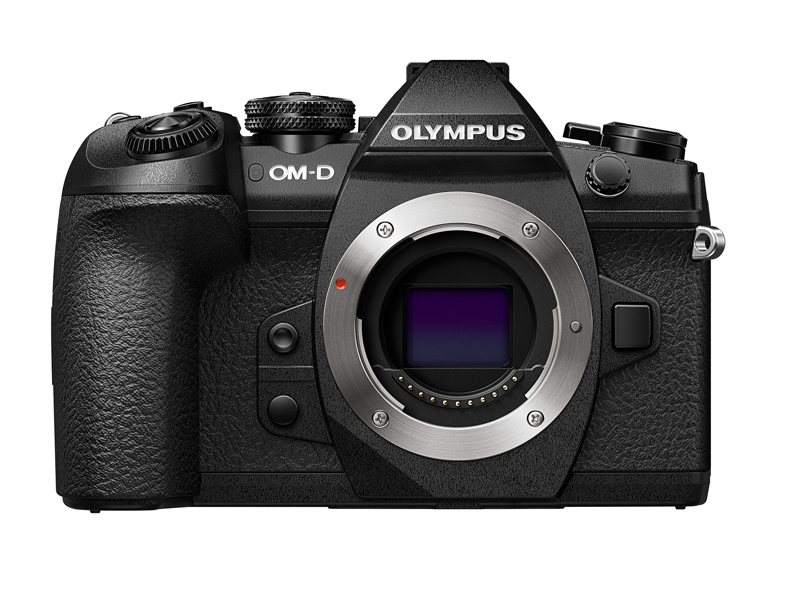 Olympus OM-D E-M1 Mark II 20.4 Megapixel Mirrorless Camera Body Only Black (v207060bu000) by Olympus