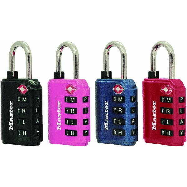 Master Lock Luggage Lock
