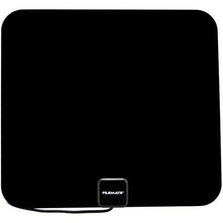 Indoor Transfer Panel - Filemate Flat Panel Indoor HDTV Digital Antenna - 35 Mile Range
