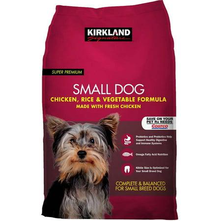 Kirkland Small Dog Food Review
