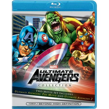 Ultimate Avengers 1 & 2 (Blu-ray)
