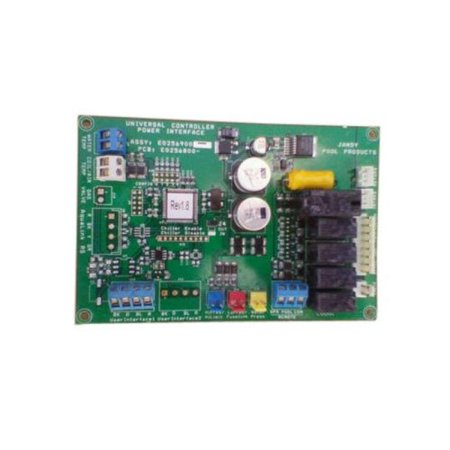 Zodiac R3009200 Power Interface Printed Circuit Board Replacement for Zodiac Jandy Air Energy AE-Ti and EE-Ti Pool and Spa Heat Pumps