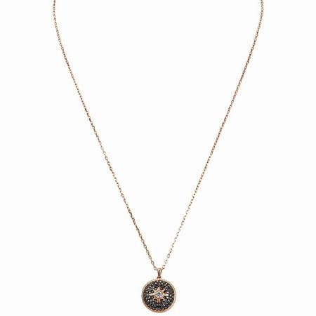 - Swarovski Small Rose Gold Locket Pendant