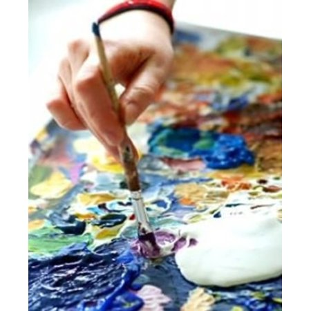 Acrylic Painting For Beginners - eBook