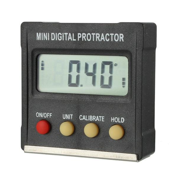 Digital Level Box Protractor Angle Finder Bevel Gauge