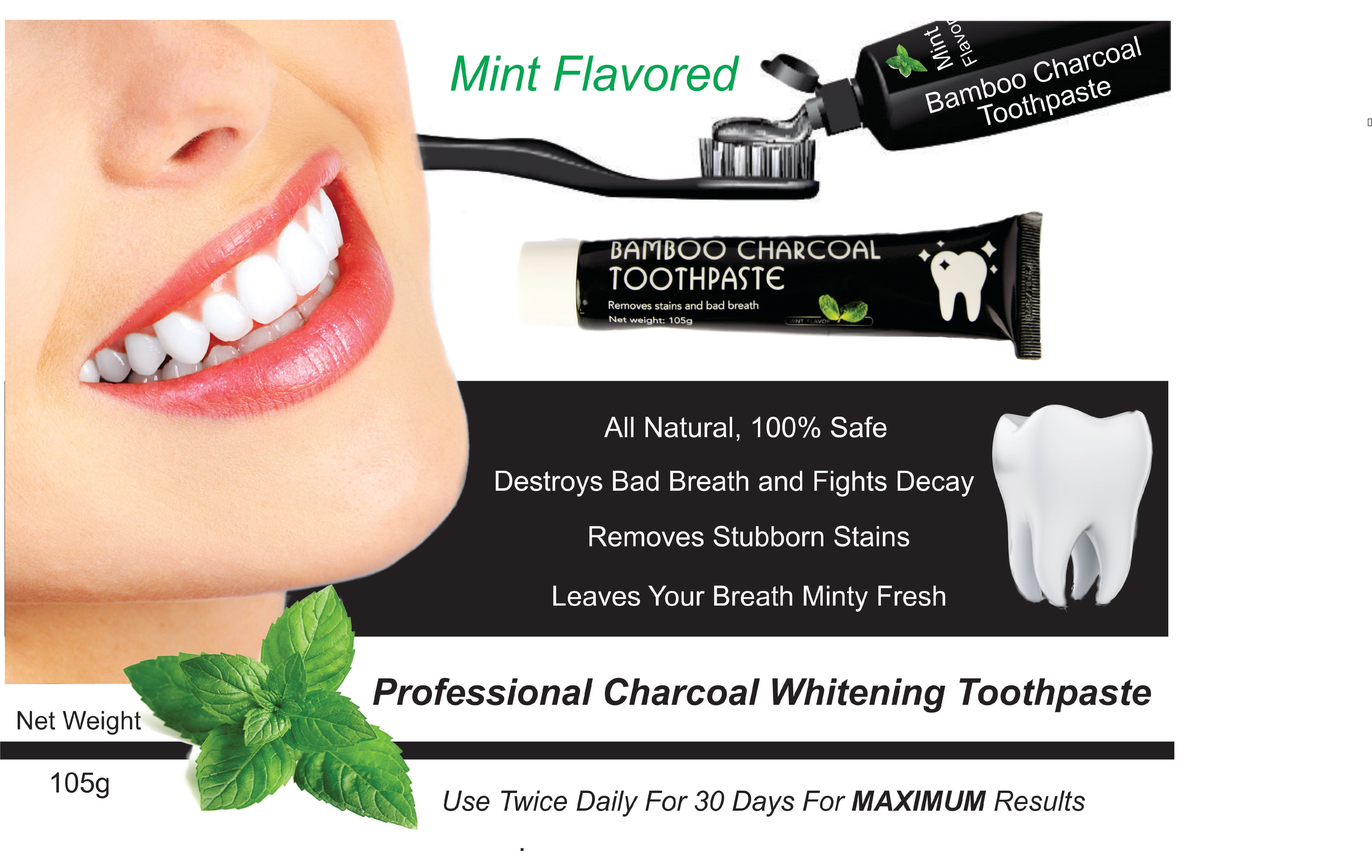 Polar Teeth Whitening Activated Charcoal Teeth Whitening