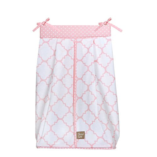 Trend Lab Pink Sky Diaper Stacker by Trend Lab