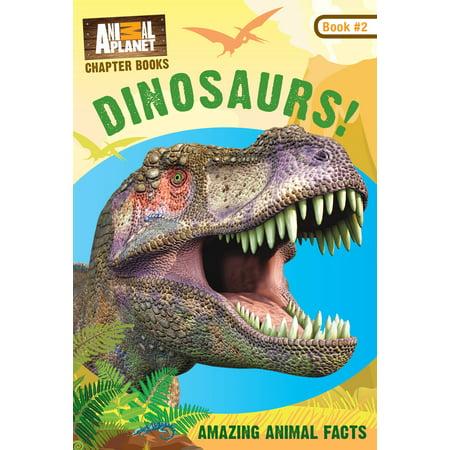 Dinosaurs! (Animal Planet Chapter Books #2) - Dinosaur Animal Planet