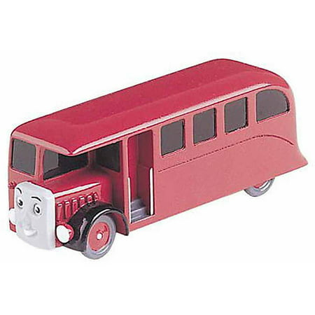 Bachmann Trains Thomas and Friends Bertie The Bus Scenery Item, HO Scale