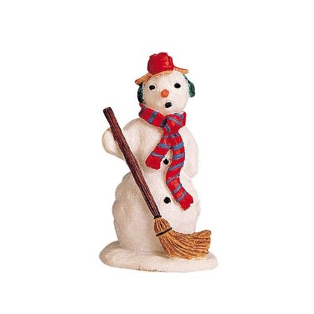 Holiday Village Collection Mister Snowman (92336), From the wonderful world of Lemax, these figurines and accessories make your holiday village spring to.., By Lemax Ship from US - Lemax Halloween Village Clearance