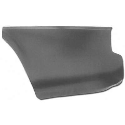 Quarter Rear Section (Left Lower Quarter Panel Patch Rear Section for 74-81 Chevrolet Camaro )