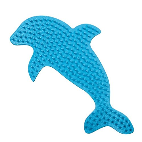 SES Creative Iron On beads - Pegboards Dolphins