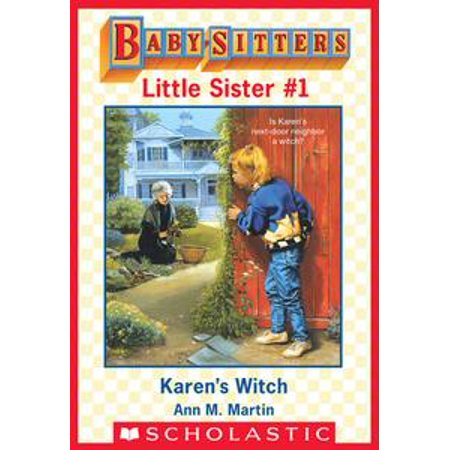 Karen's Witch (Baby-Sitters Little Sister #1) - eBook - Witch Sisters