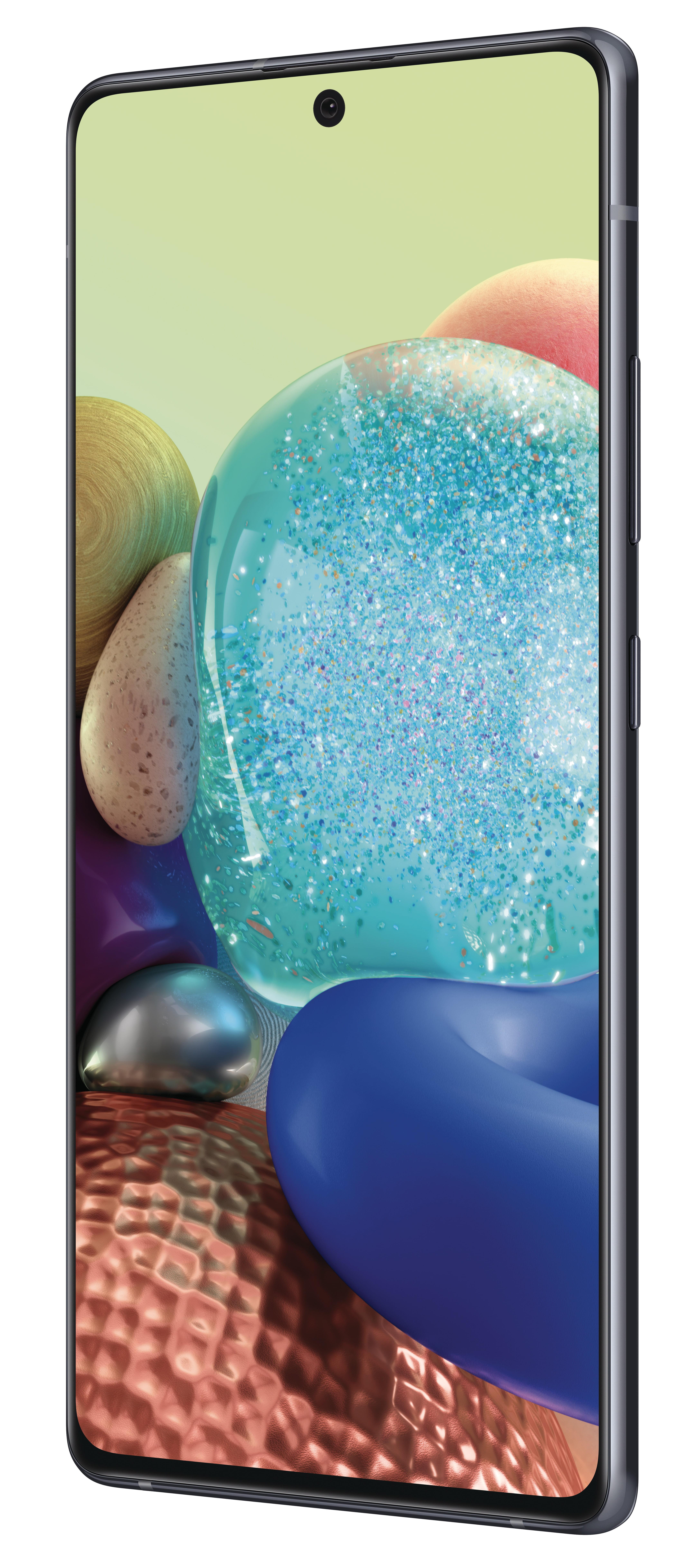 Samsung Galaxy A71 5g 128gb Black Walmart Com Walmart Com