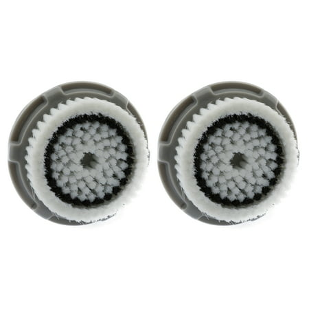 2-Pack Normal Skin Facial Cleansing Brush Heads for Clarisonic Mia 2