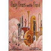 Baby Bears Meet the Band - eBook