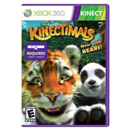 Microsoft 3PK-00001 Kinectimals With Bears X360