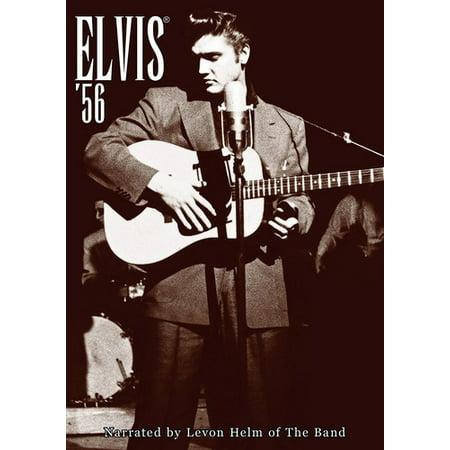 Elvis Early Years (Elvis '56 (DVD))