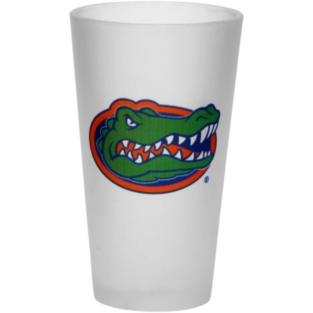 Florida Gators Frosted Pint Glass - No Size