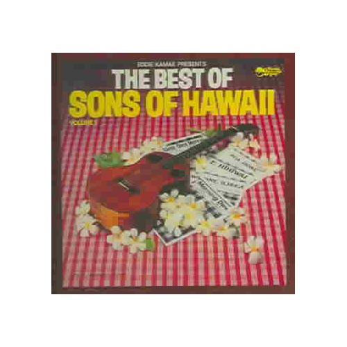 BEST OF SONS OF HAWAII 1 / VARIOUS