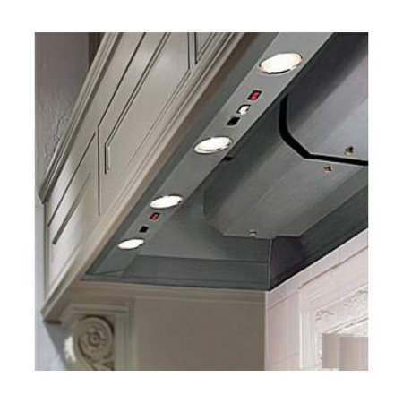 Vent A Hood Bh234psld Ss Wall Liner With 600 Cfm Magic Lung Filterless