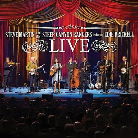 Steve Martin & the Steep Canyon Rangers Featuring (CD) (Includes DVD) (Digi-Pak)](King Tut Steve Martin Snl)