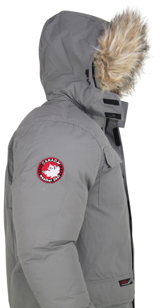 allergic reaction to canada goose jacket