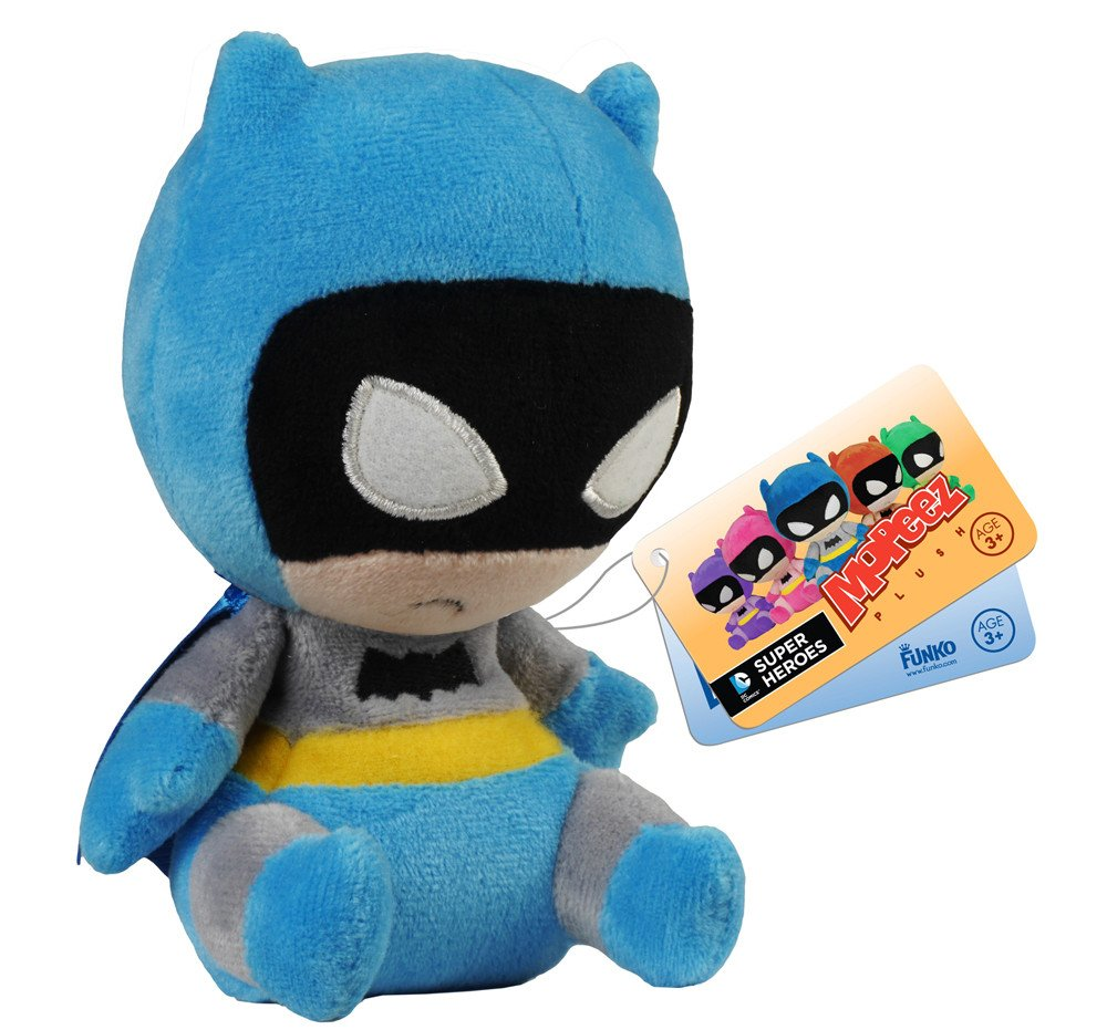 Funko Mopeez: Batman 75th Anniversary Colorways Action Figure, Blue