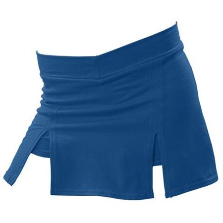 Pizzazz 5200 -NAV -AM 5200 Adult A-Line Skirts with Brief, Navy - Medium - image 1 of 1