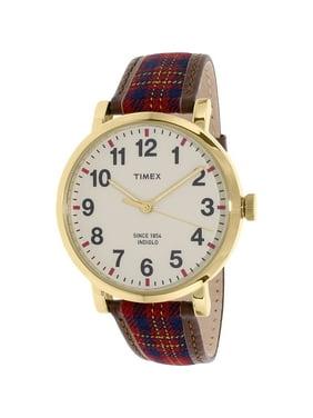 9f592e581a Product Image Men's Heritage TW2P69600 Multi Brown Leather Quartz Dress  Watch