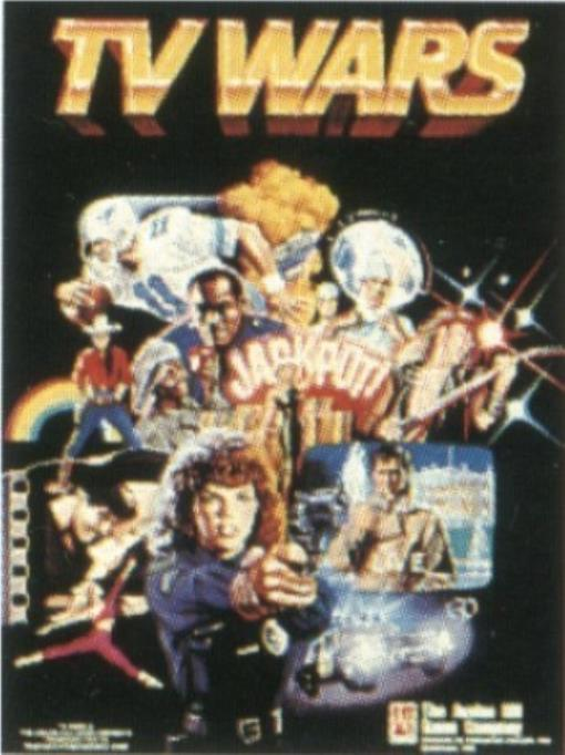 TV Wars Used by Avalon Hill